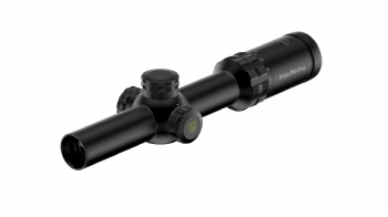 Nikko Stirling Boar Eater 30mm 1-4x24 Extra-WA Illuminated no4 Dot Reticle Rifle & Shotgun Scope